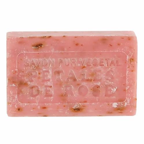 Marseilles Soap - Petales De Rose Exfoliant