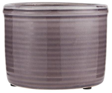 Glazed Pot Purple