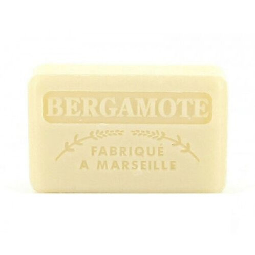 French Market Soap - Bergamote