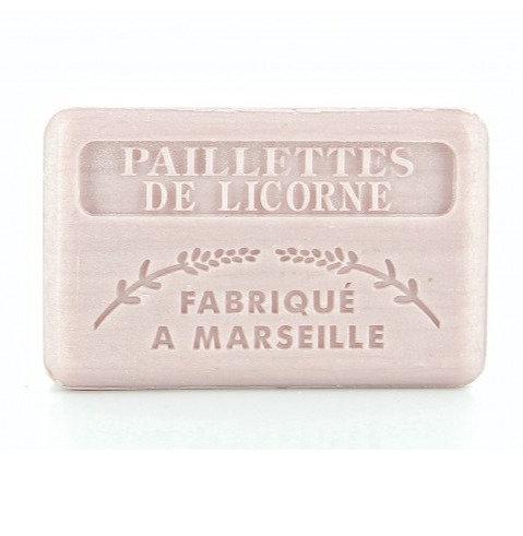 French Market Soap - Paillettes De Licorne
