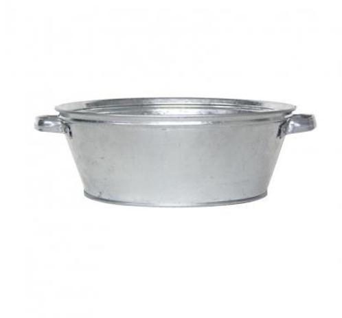Zinc Tub Round