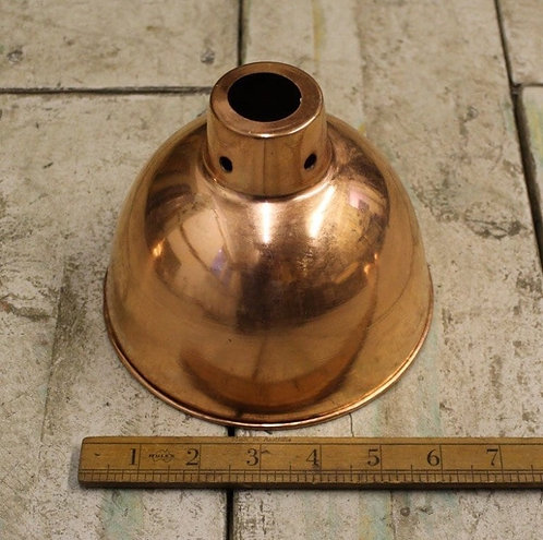 Copper Polished Light Shade