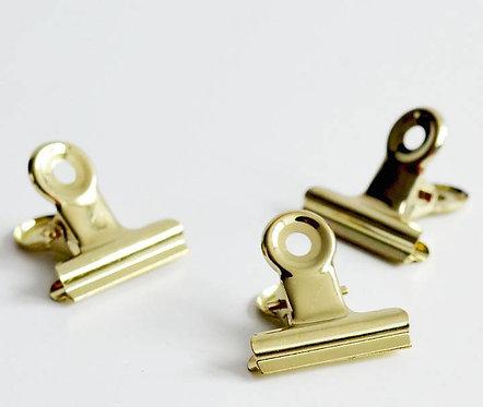 Gold Clip - Small