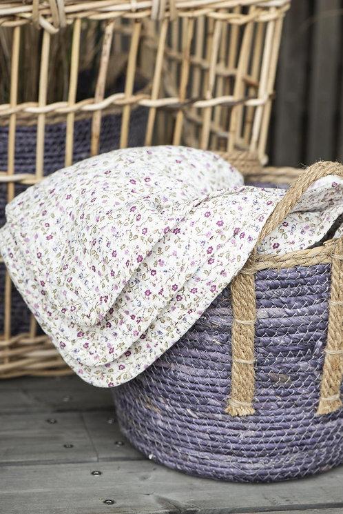 Basket - Lilac