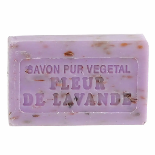 Marseilles Soap - Lavander Exfoliante