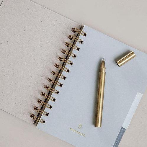 Brass Ballpoint Pen