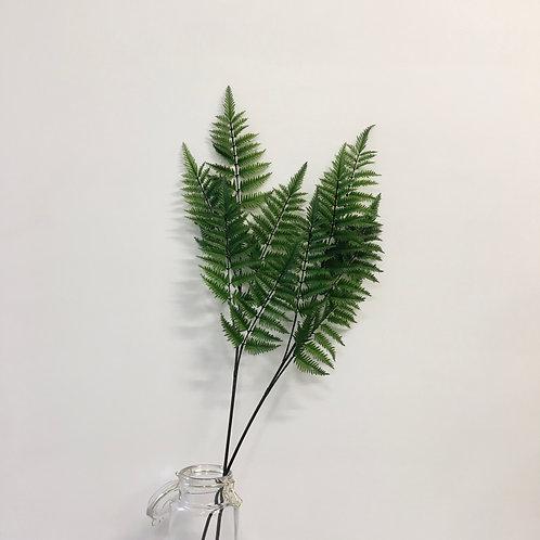 Faux Fern Leaf