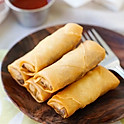 Crispy Spring Roll Happy Hours