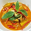 Red Curry with Pumpkins
