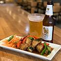 Thai Spicy Wings With Singha Thai Beer