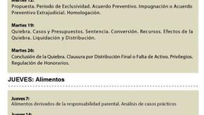 CAFÉ JURÍDICO EN EL CPACF. ALIMENTOS A CARGO DE ABUELOS Y PROGENITOR AFÍN
