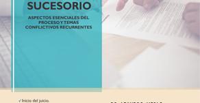 CURSO INTENSIVO SOBRE JUICIO SUCESORIO EN EL COLEGIO DE ABOGADOS DE MORÓN