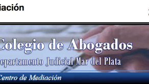 CURSO DE MEDIACION FAMILIAR (CIJUSO) EN MAR DEL PLATA
