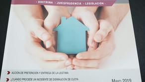 DOCTRINA: ACCIÓN DE PRETERICIÓN Y ENTREGA DE LA LEGÍTIMA POR OMISIÓN DE HEREDEROS EN EL TESTAMENTO