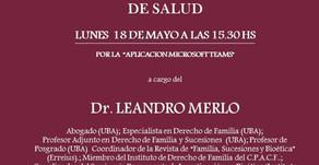 CHARLA ONLINE GRATUITA PARA ABOGADOS: MEDIDAS CAUTELARES EN LOS AMPAROS DE SALUD