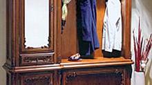 Прихожие и гардеробы