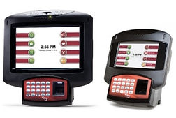 Biometric Terminal for Time and Attendance System