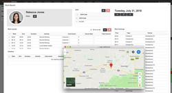Smart Phone App location