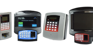 Contactless clocking with Prodigy and Maximus Terminals
