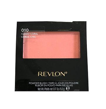 Revlon Powder Blush - 010 Classy Coral