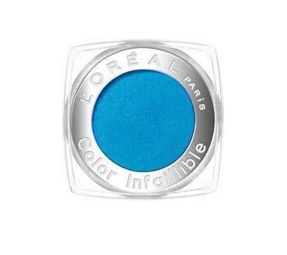 LÓreal Color Infalliable Eyeshadow - Blue Curacao