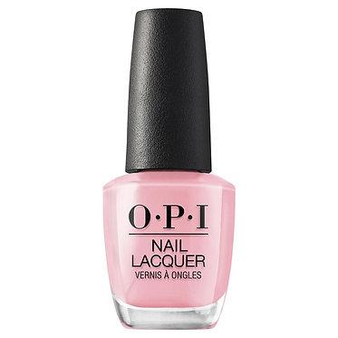 OPI Nail Polish - I Think In Pink