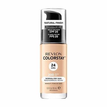 Revlon ColorStay Foundation Normal/Dry Skin - #200 Nude