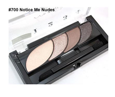 Covergirl eyeshadow quad - notice me nudes