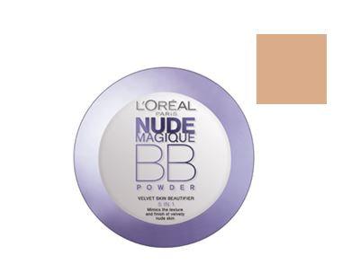 LÓreal Paris Nude Magique BB Powder - Medium Skin Tone