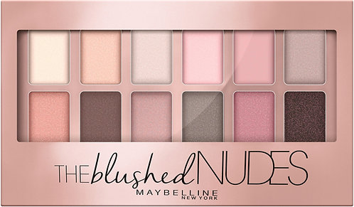 Maybelline The Blushed Nudes Rose Gold Eyeshadow Palette