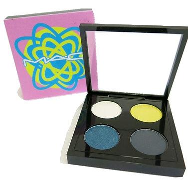 MAC Eyeshadow Quad - Colour Added