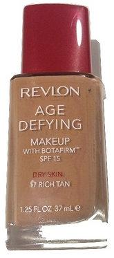 Revlon Age Defying Foundation - Rich Tan