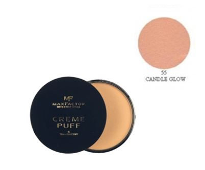 Max Factor Creme Puff - Candle Glow
