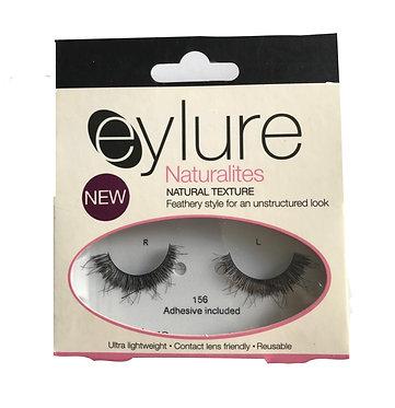 Eylure Naturalites Strip Lashes  Natural Texture- No 156