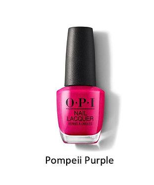 OPI Nail Polish - Pompeii Purple
