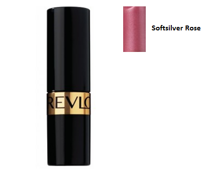 Revlon Super Lustrous Lipstick - Softsilver Rose
