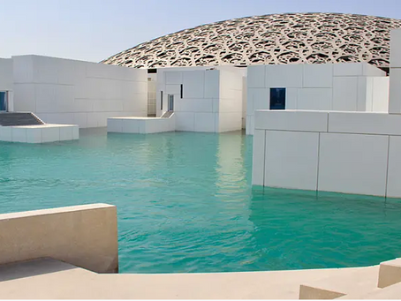 7 Reasons Why Abu Dhabi is the Next Art and Design Capital