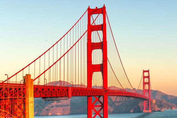 Walk the Golden Gate Bridge