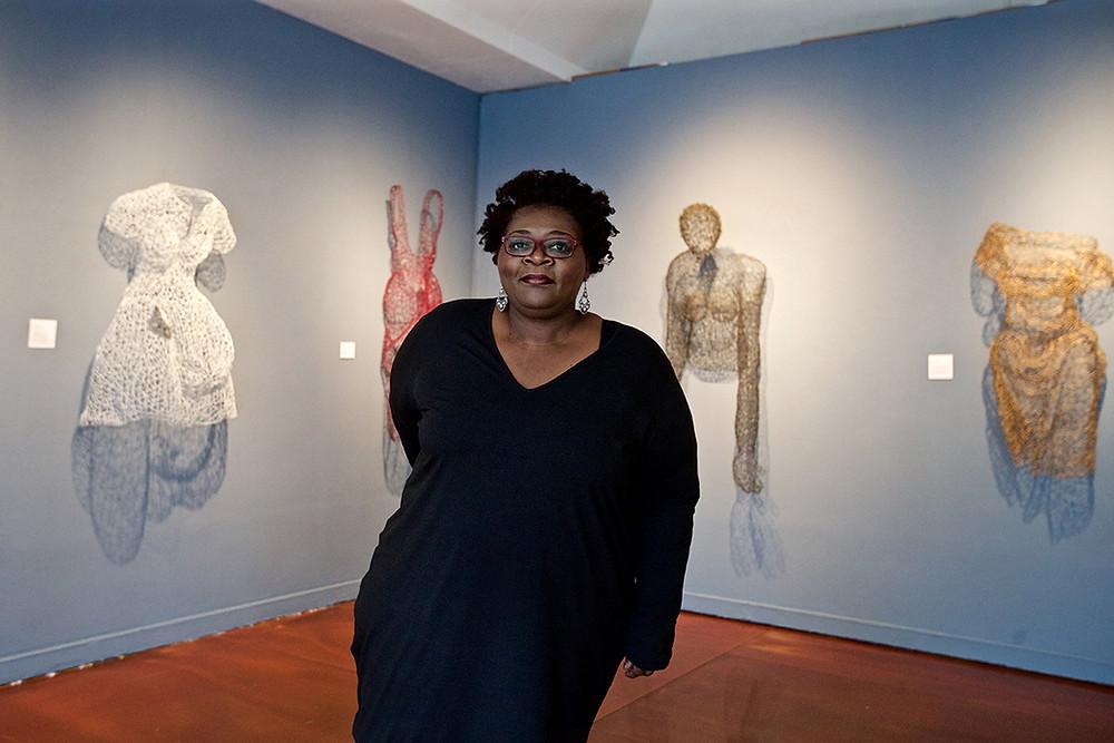 San Francisco artist Kristine Mays