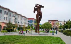 Hayes Valley Public Art Installations