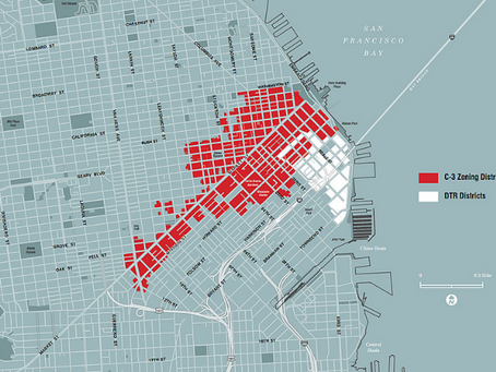 The Continued Growth of San Francisco's Greater Downtown