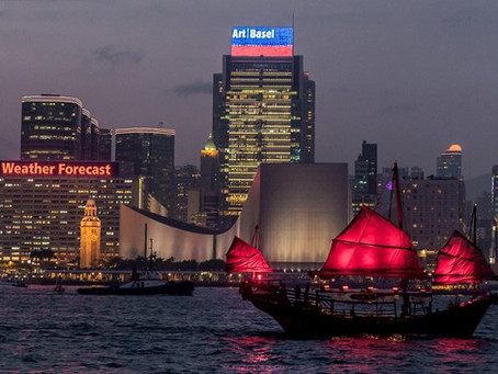 Art Basel Hong Kong 2018: A City Guide