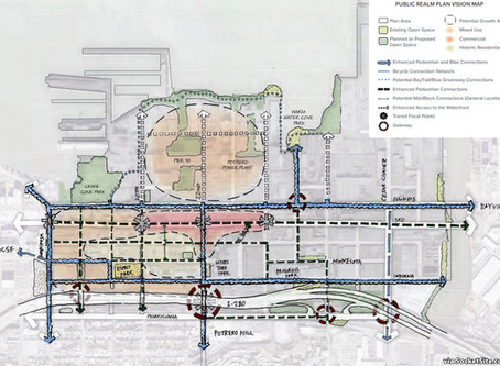 Planning for the Population Doubling and Public Realm of Dogpatch