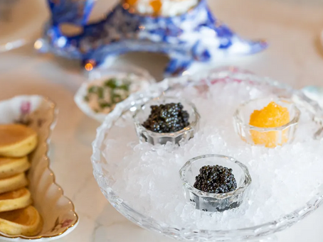 First Taste: Sausalito's The Bump Bar is All Champagne Wishes and Caviar Dreams