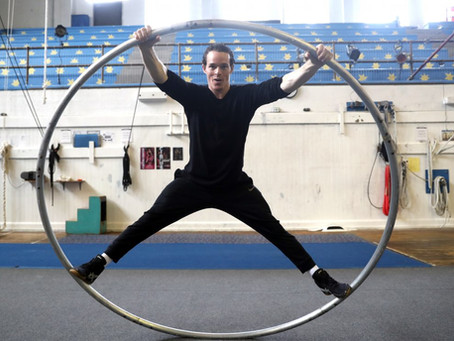 Cirque du Soleil Star Gives Back to San Francisco Kids Aspiring To Join Circus