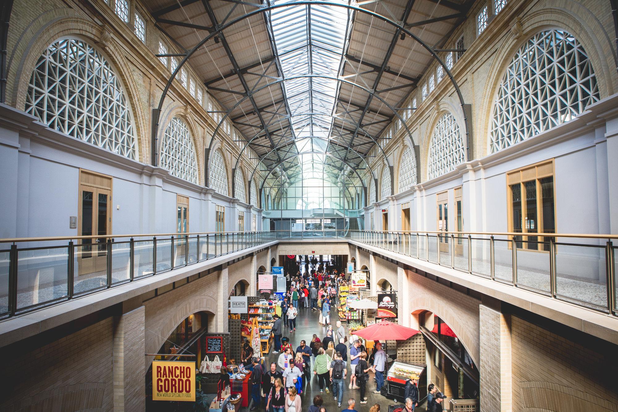 Embarcadero Center Shopping