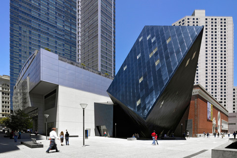 Visit the Contemporary Jewish Museum