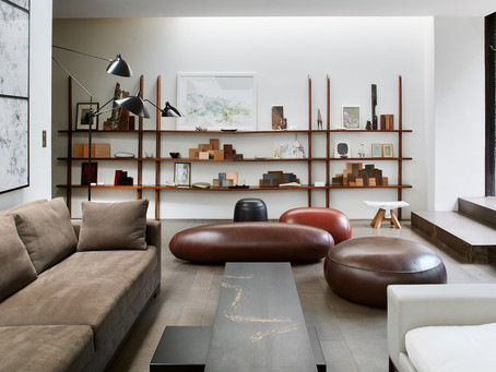 A Stylish Laboratory of Design Tucked Away in Paris