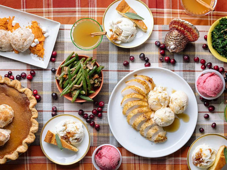 Salt & Straw Releases Thanksgiving Flavors, Including Turkey Ice Cream