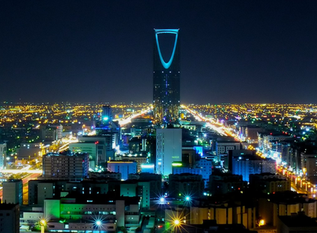 Saudi Arabia Could Be Spending $500 Billion to Make a City to Rival Dubai